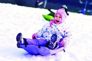 Baby snow park SEstola