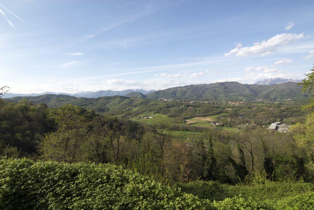 Brianza, panorama su Montevecchia
