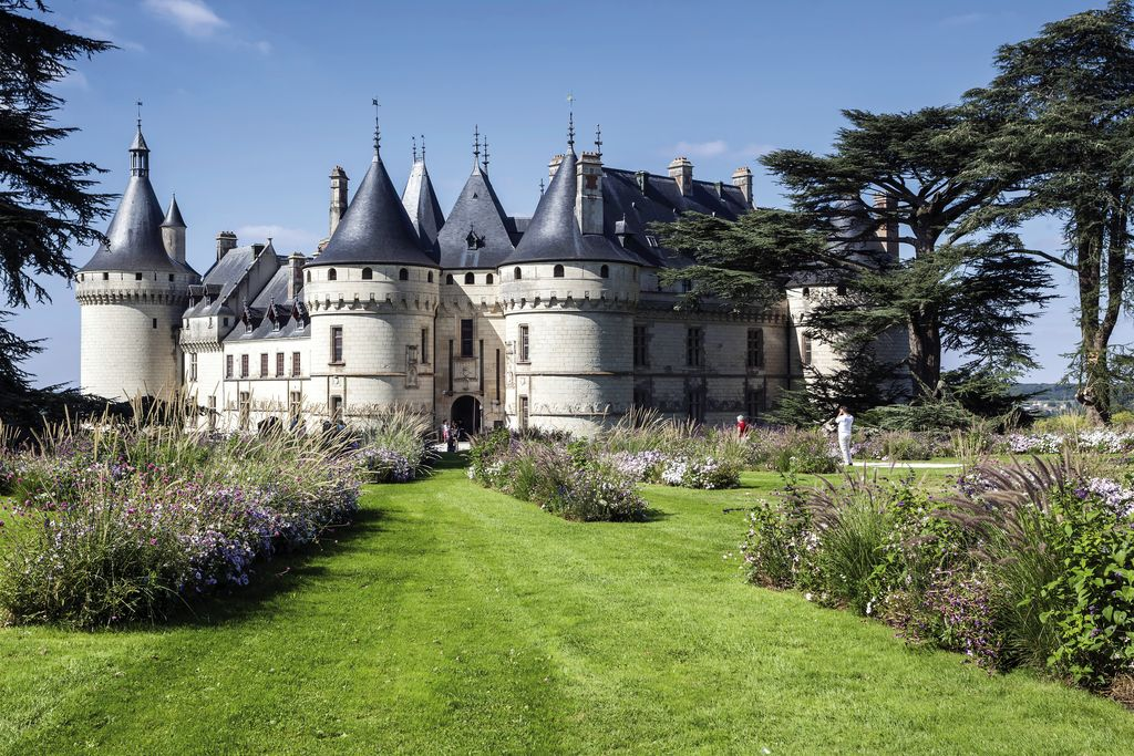 Il Castello di Chaumont