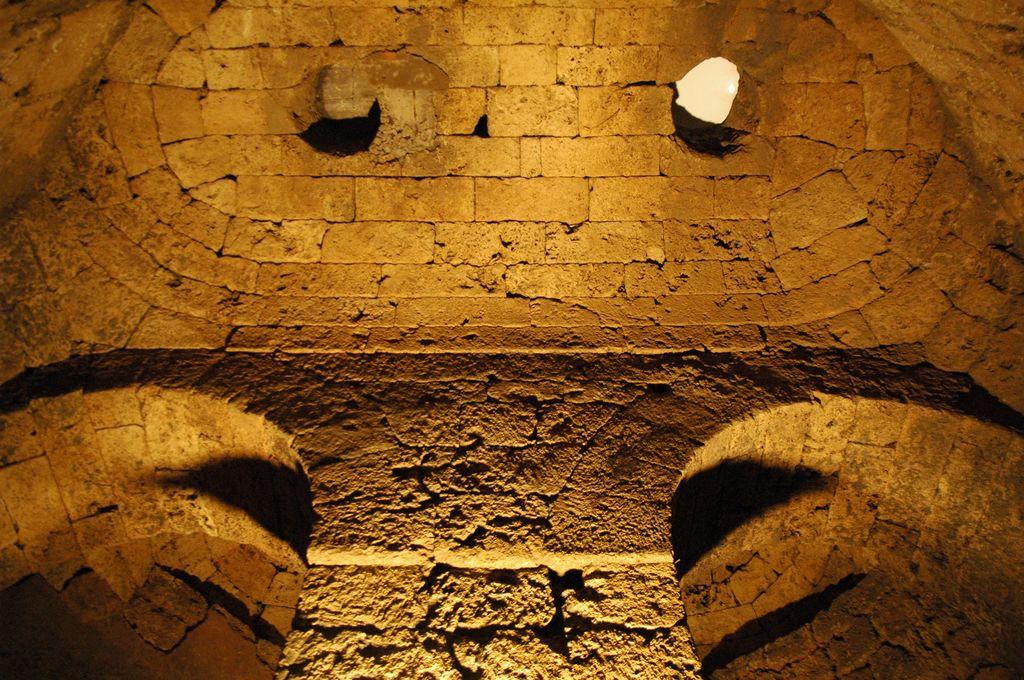 Cisterna romana Labirinto di Porsenna