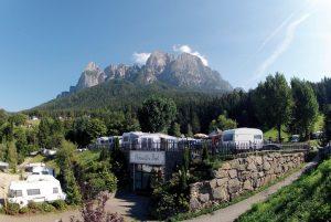 Camping Seiser Alm - Dolomiti