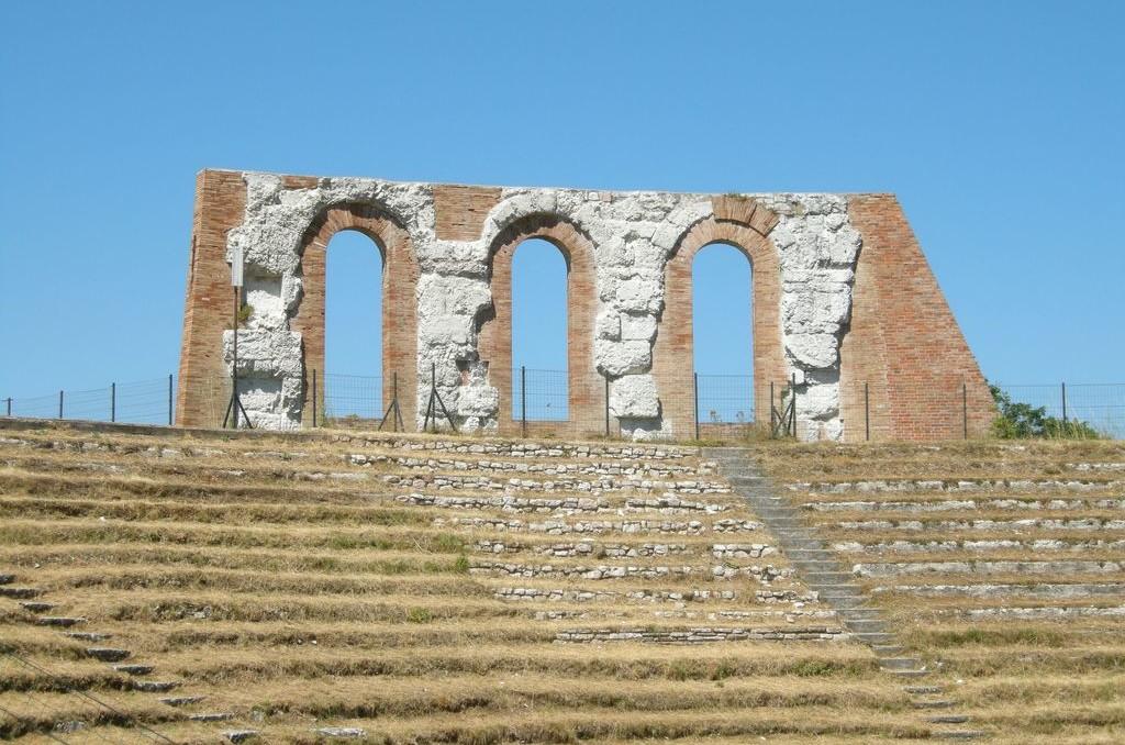 Gubbio, il teatro romano