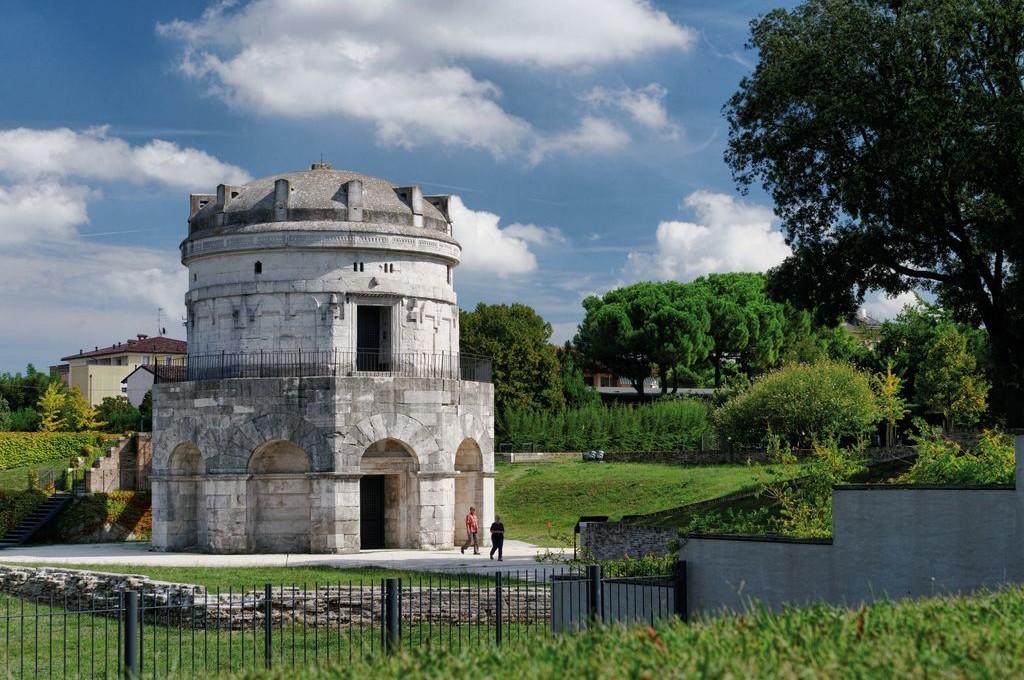 Il Mausoleo di Teodorico
