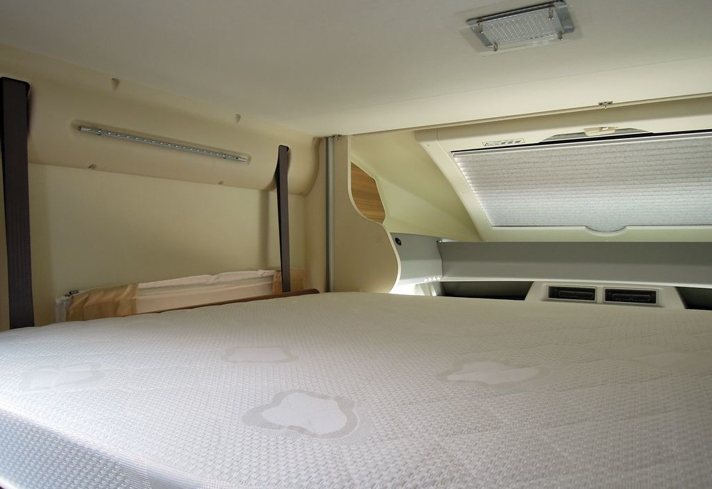Guida all acquisto scegliere il camper vita in camper - Parti di un letto ...