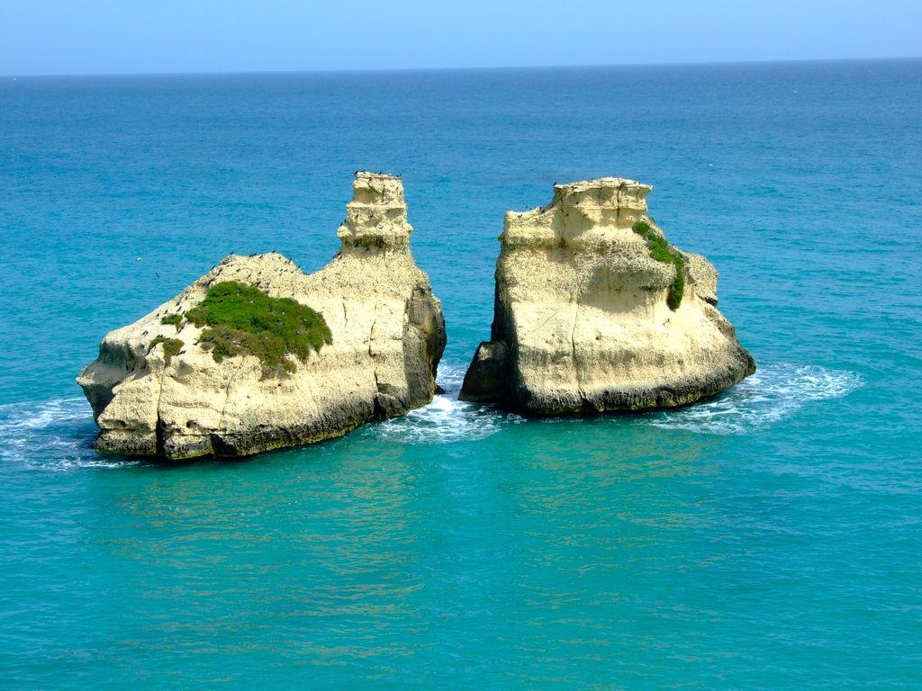 Torre dell'Orso, le Due Sorelle