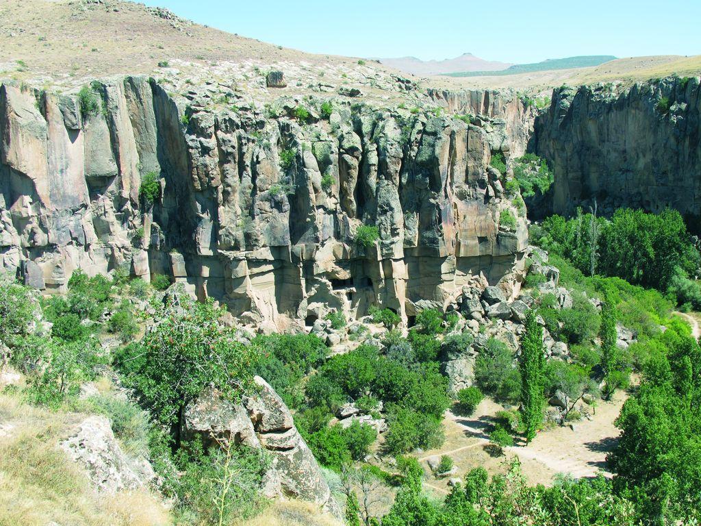 La Valle di Ihlara