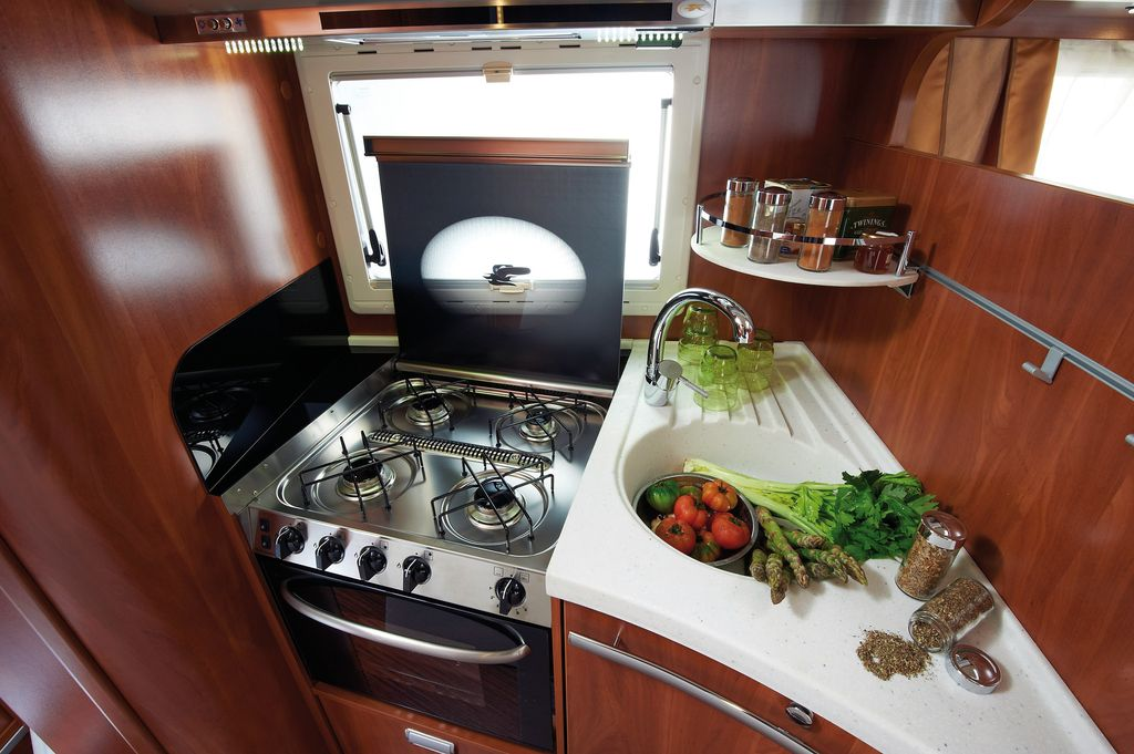 Laika Kreos MH 7010 cucina