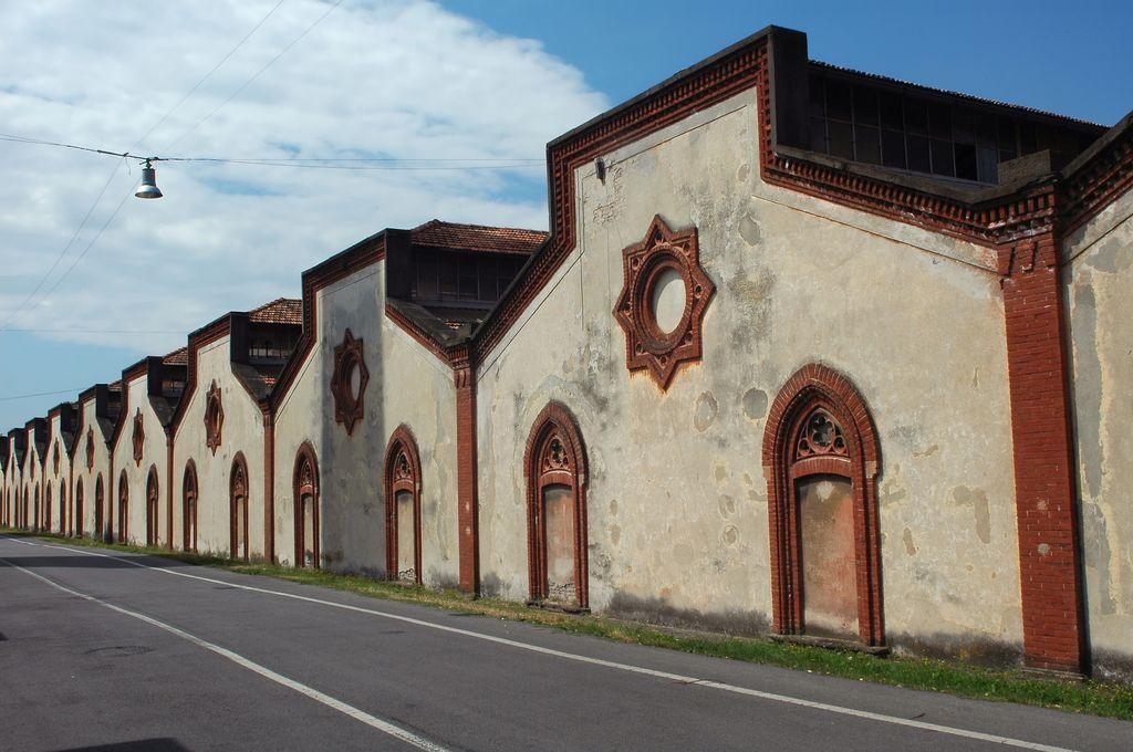 Il villaggio Crespi