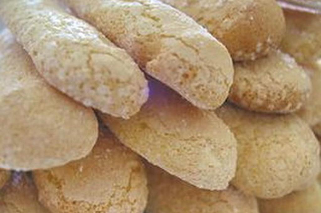 Savoiardi, il dolce tipico della zona