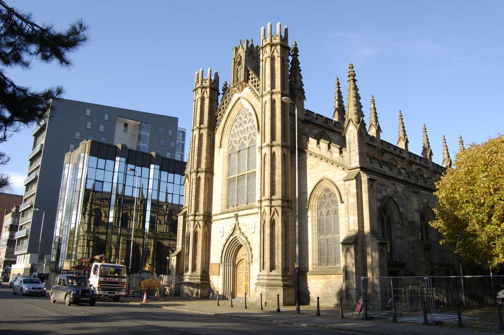La cattedrale di Sant'Andrea a Glasgow