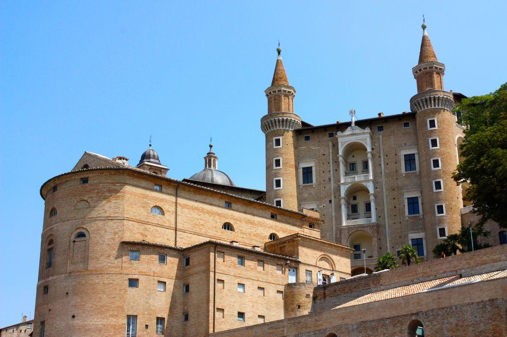 Urbino, il Palazzo Ducale