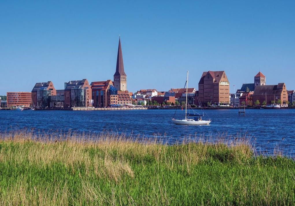 Vista di Rostock