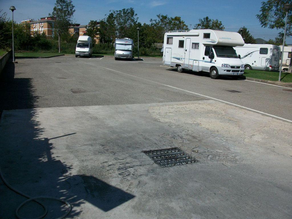 area sosta Renzo Battistelli Orvieto