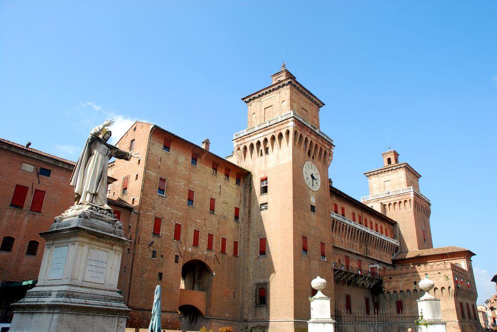 Il Castello degli Estensi