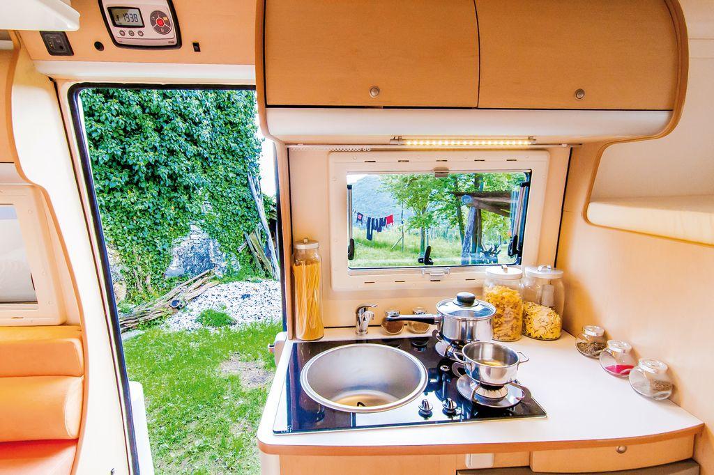 cucina Campertre, Millennium 600