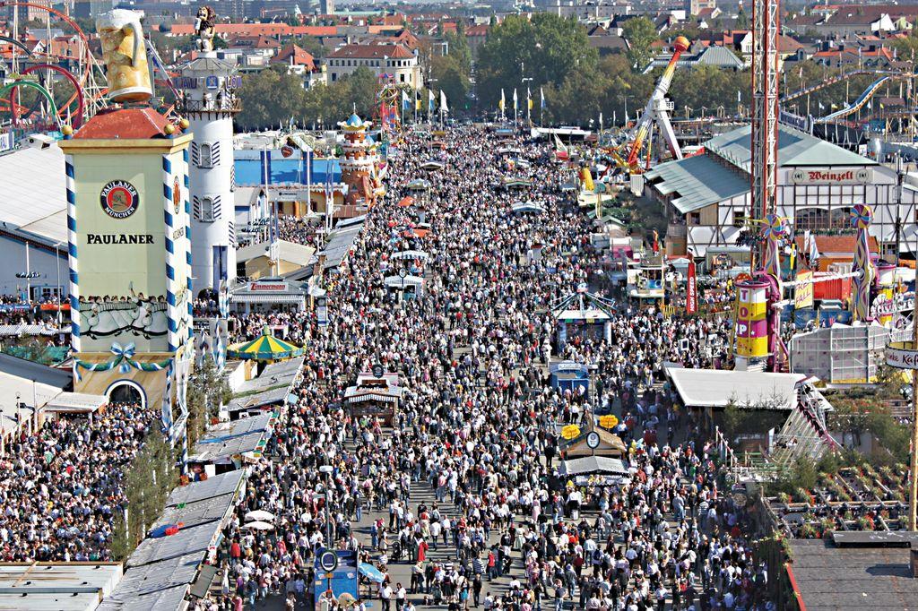 Monaco, Festa della birra