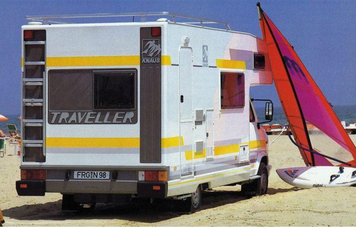 Knaus Tabbert - Traveller MJ-86 HP 01