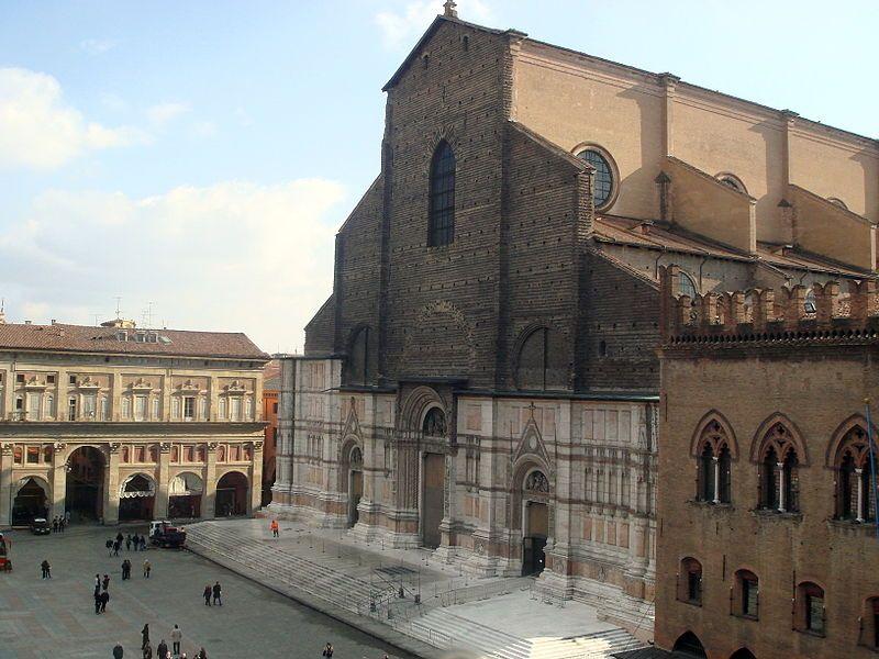 Basilica di San Petronio foto Giovanni Dall'Orto