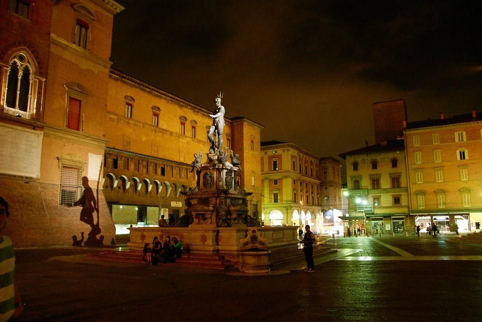 Piazza e Fontana del Nettuno
