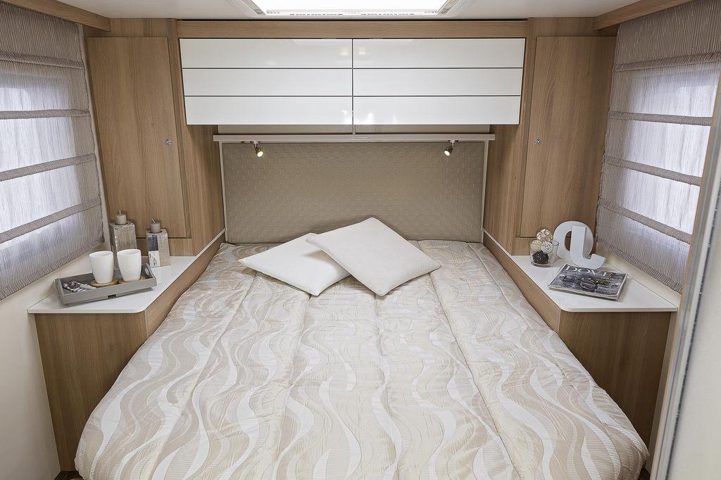 Il letto a isola