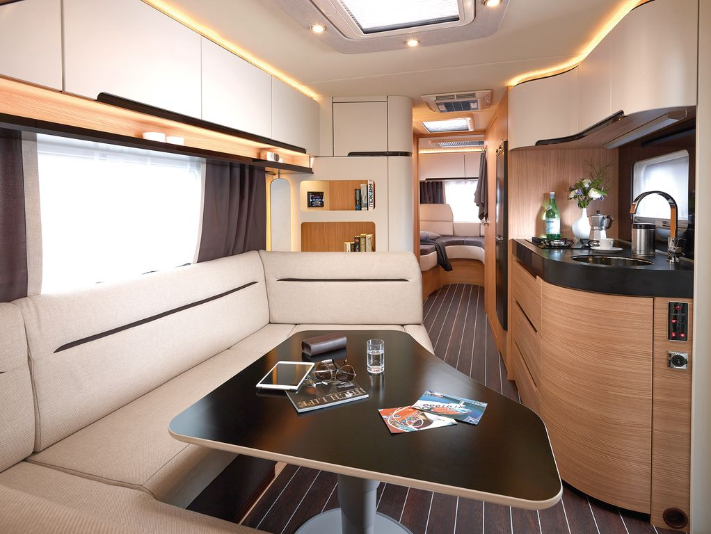 Knaus Eurostar 650 Es Grande Design Al Rimorchio