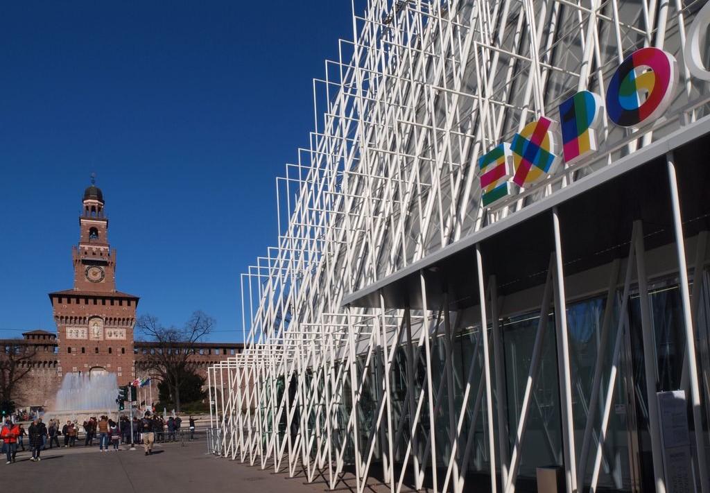 Castello Sforzesco ed Expo