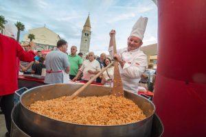 Festa pomodori - Umago Cittanova Verteneglio Buie