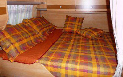 Rinnovare i letti con laboratorio rio vita in camper - Pronto letto camper ...