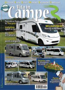 Vita in Camper 100 - Copertina