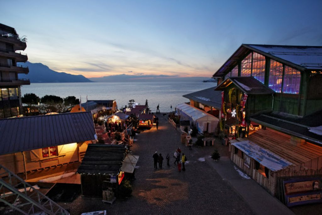 Mercatino di Natale di Montreux
