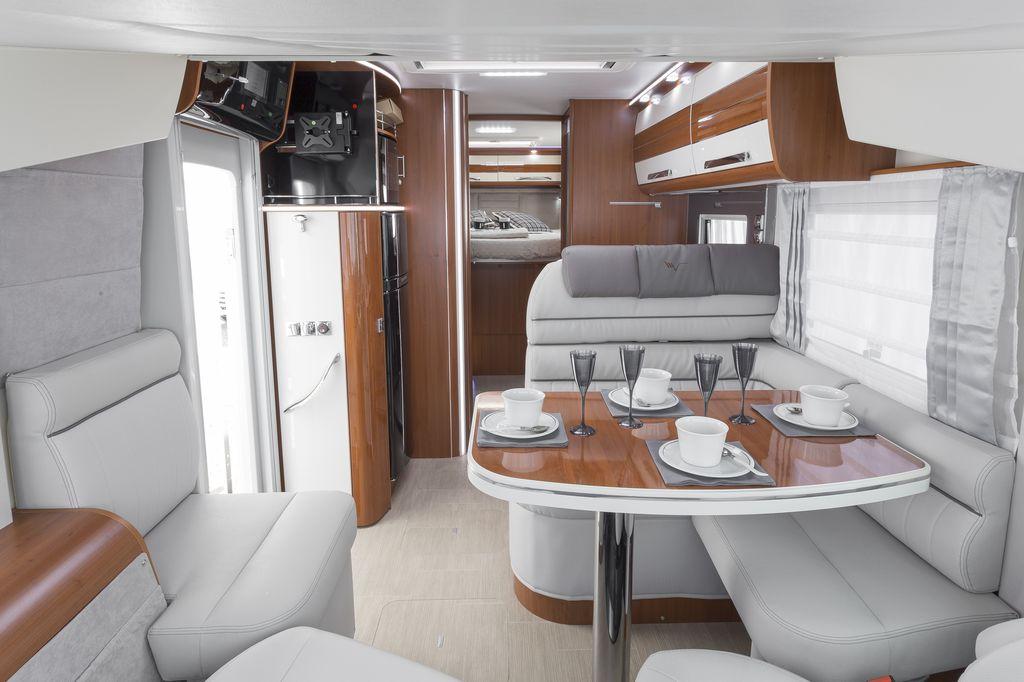 Mobilvetta K-Yacht Tekno Line interni