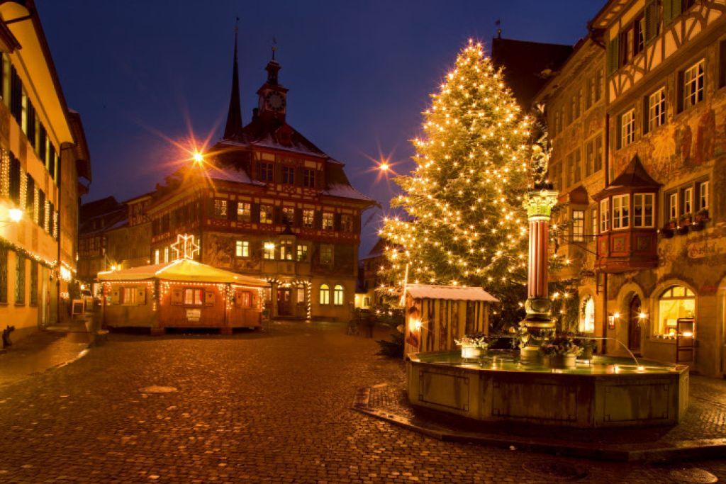 Natale a Stein am Rhein