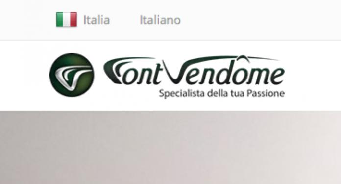 Font Vendome nuovo sito