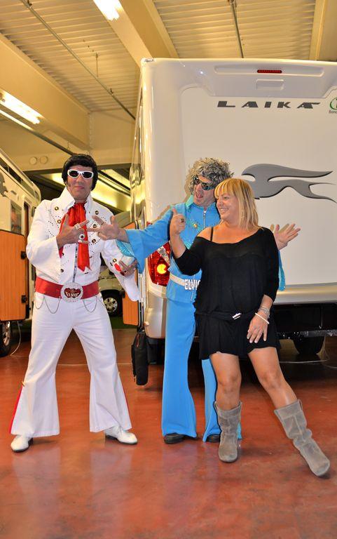 Elvis and the Pelvis :)