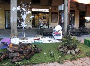giardini di Natale a Faenza