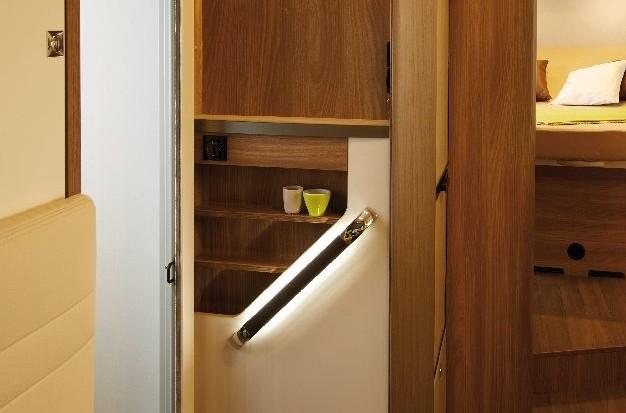 Aviano, il frigorifero
