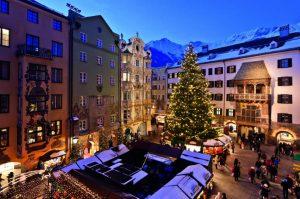 Mercatino natale Innsbruck