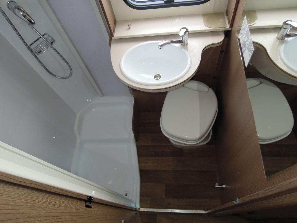 Glamis 73 G, il bagno