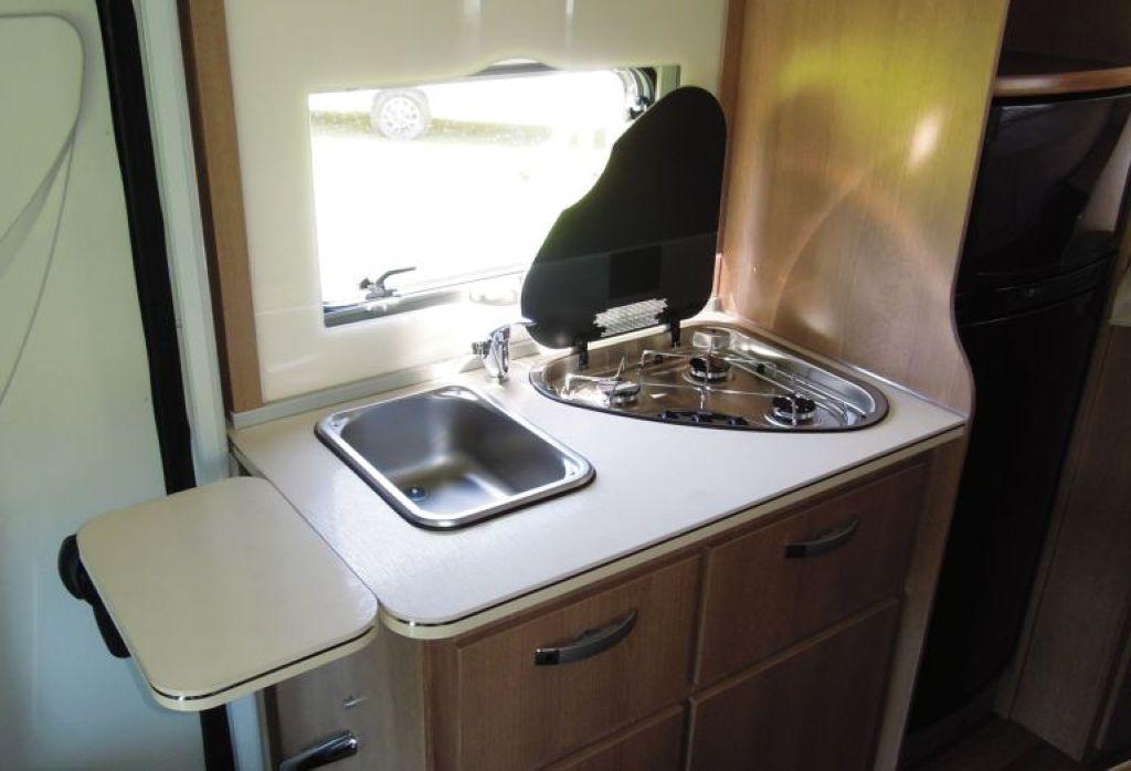 Glamis 73 G, la cucina