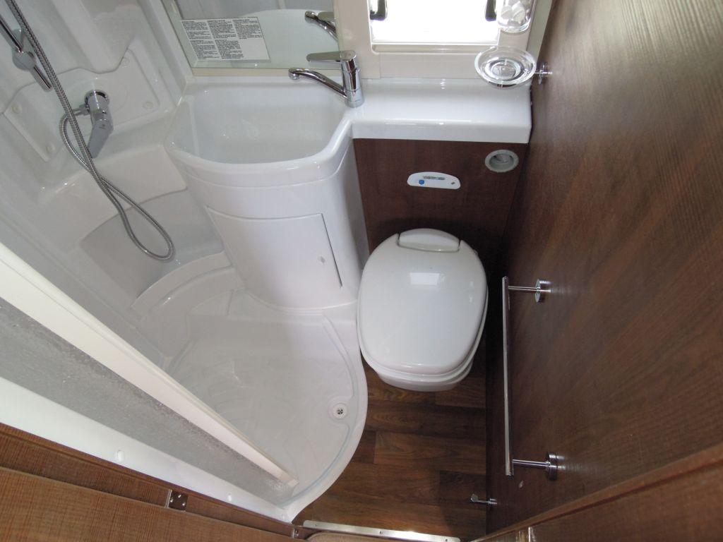 Mc 4 65G, il bagno