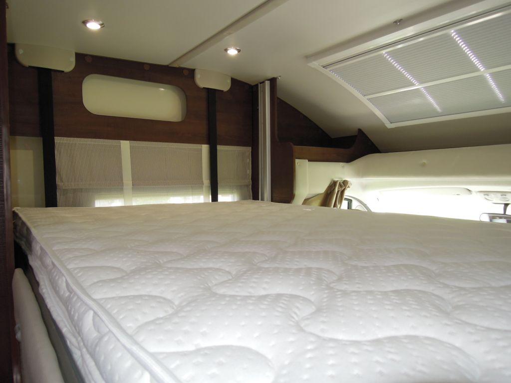Mc 4 65G, il letto basculante