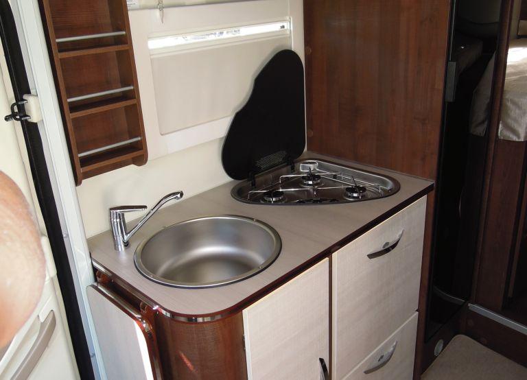Mc 4 65G, la cucina