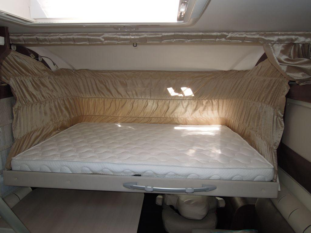 Ness 75, il letto