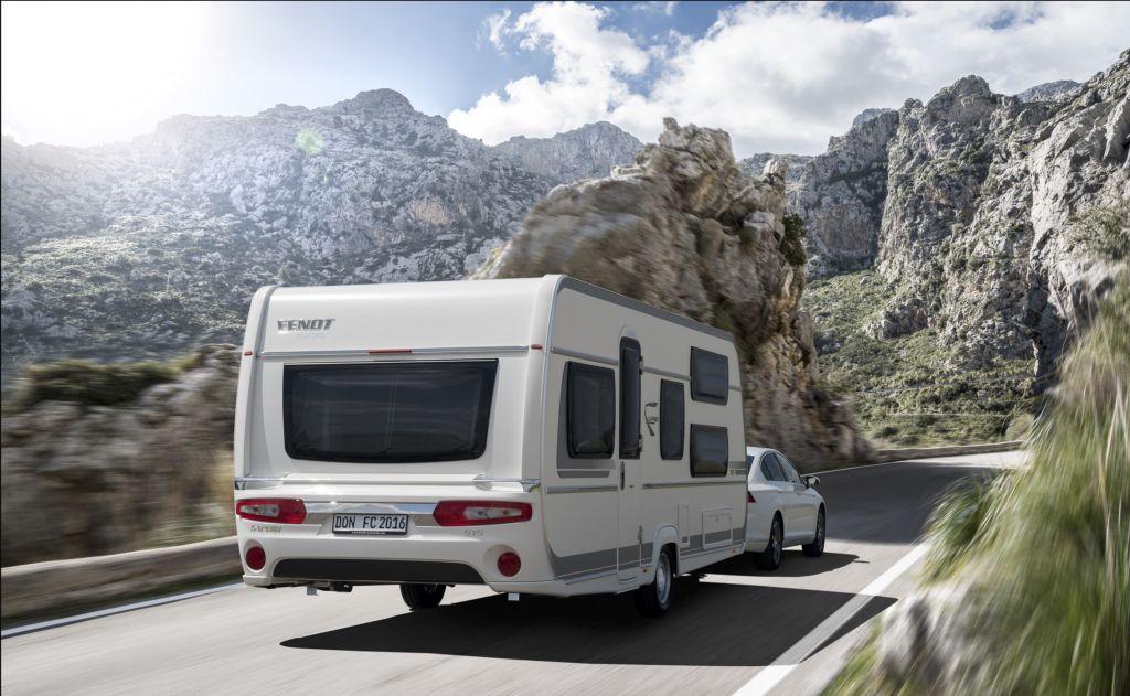 Fendt-Caravan, serie Saphir