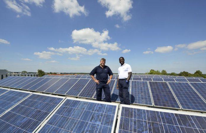 Truma pannelli solari