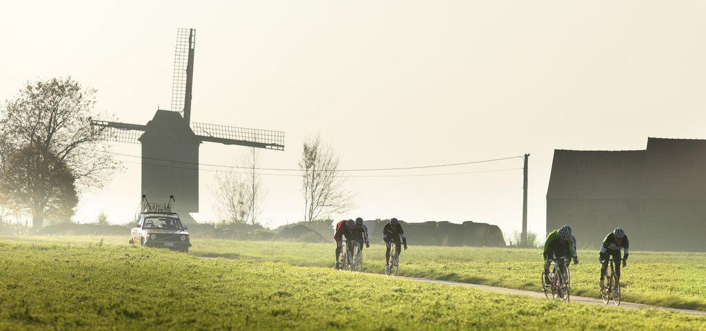 ciclismo Fiandre