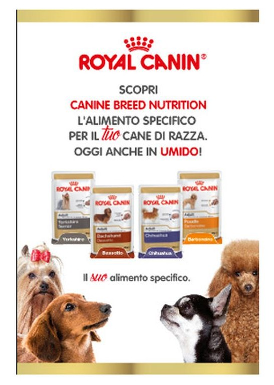 Royal Canine Breed Nutrition