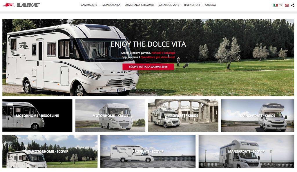 sito web Laika