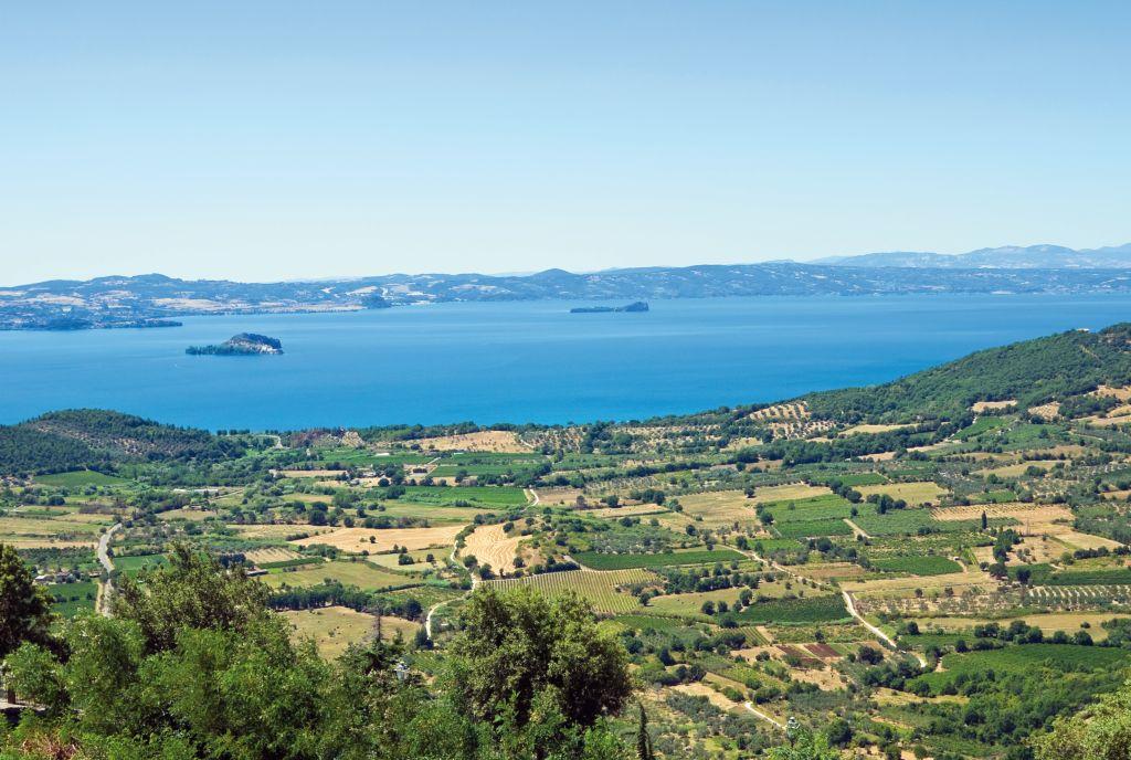 Veduta da MontefiasconeVeduta da Montefiascone