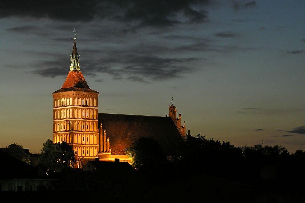 Olsztyn, Cattedrale